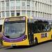 Yellow Buses 854 HF13FZO Bournemouth 25 October 2018