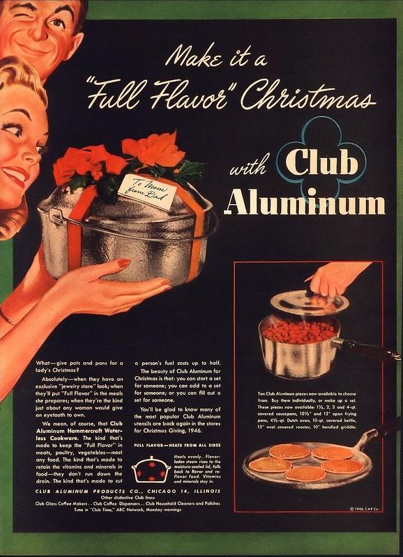 Club Aluminum 1946