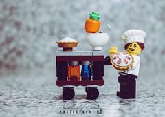 Fruitcake.
