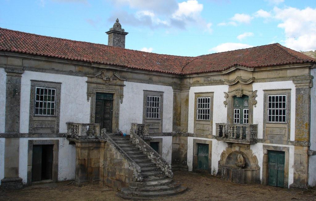 08.- Solar dos Condes de Vila Flor e Alpedrinha