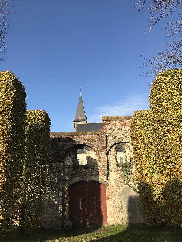 Abadía de San Bavón