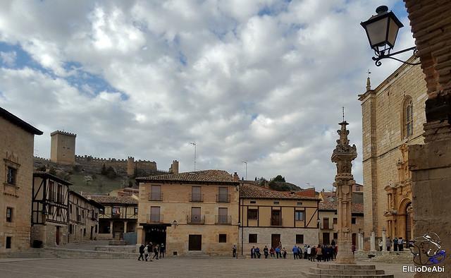 Peñaranda de Duero es el puelbo más bello de Castilla y León 2.018 0