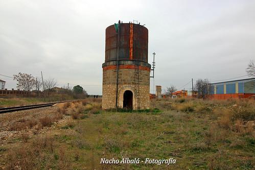 Estacion de Santa Olalla-Carmena