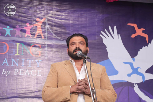 Gaurav Verma from Delhi, expresses his views