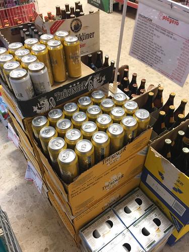 16 - Thüringer Bier - Playero - Sosua