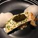 Menu # 17 Charcol grilled turbot, sauekraut, caviar