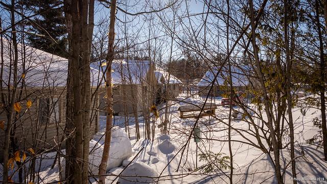 Near Plate Lake, Parry, Nikon D7200, AF-S DX Nikkor 18-300mm f/3.5-6.3G ED VR
