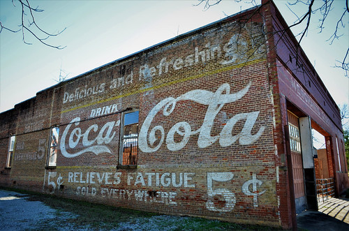 Alabama, Demopolis, Coca-Cola