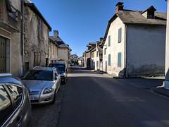 541 - Day 25, Walking thru Campan on the D935 to Bagneres de Bigorre  092318