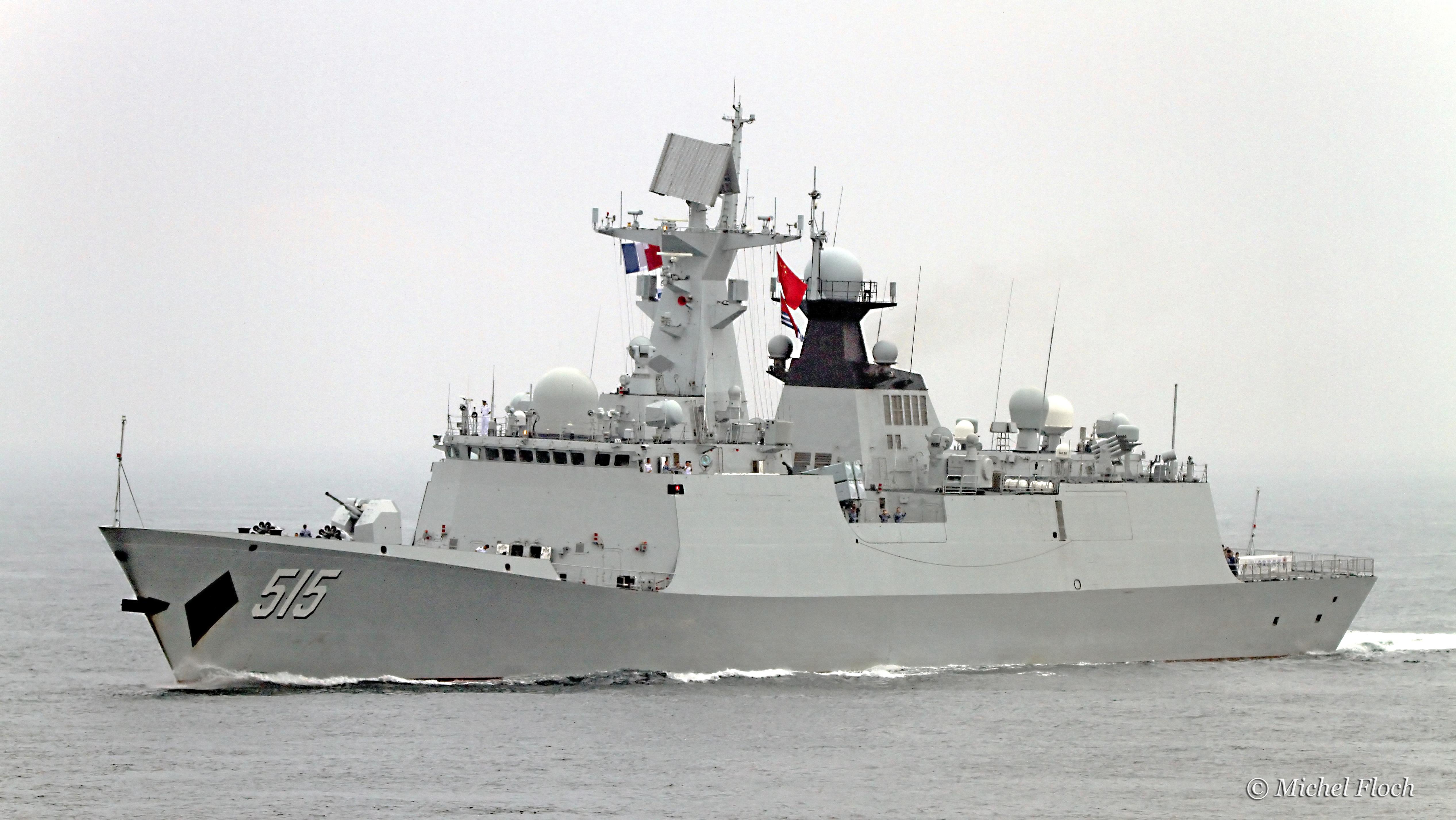 Marine chinoise - Chinese navy - Page 16 30738220727_bb11e65c8e_o