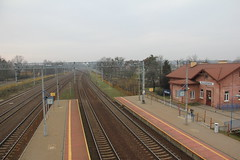 Gałkówek train station