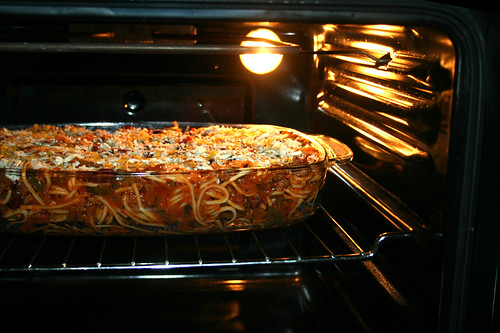 26 - Im Ofen backen / Bake in oven