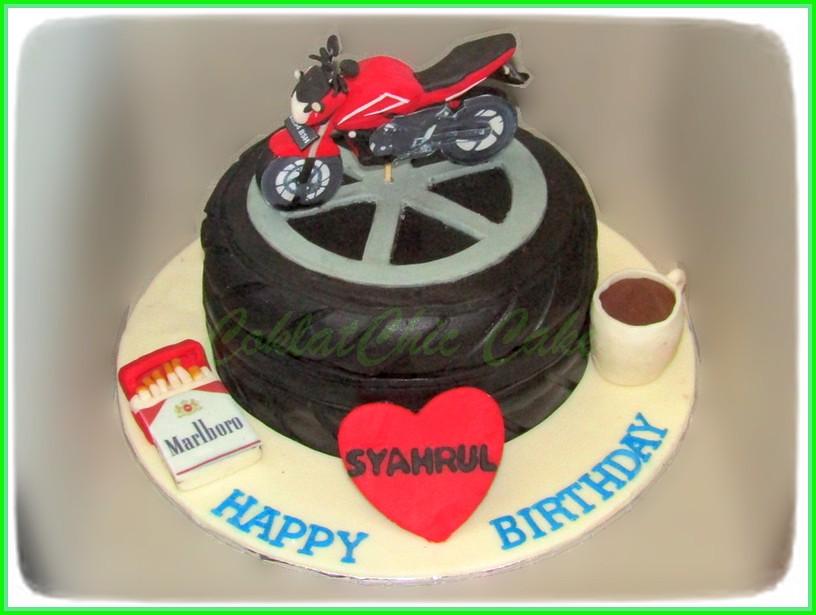 Cake Motor Honda CB150R SYAHRUL 20 cm