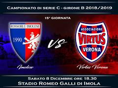 Imolese - Virtus Verona 3-1 FINALE