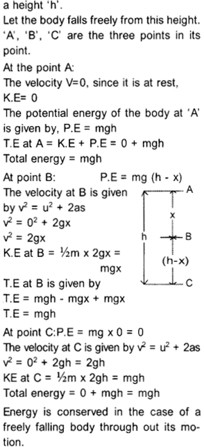 Plus One Physics Model Question Papers Paper 4 39