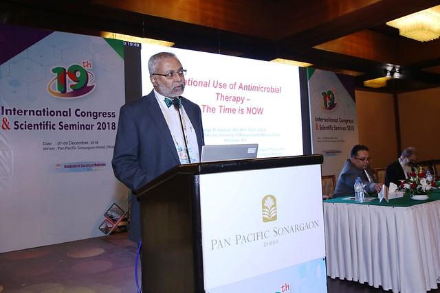 Bangladesh Society of Medicine Congress 2018