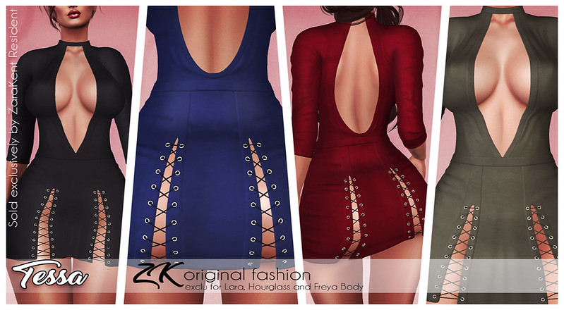 __zk_- Tessa Dress Ads