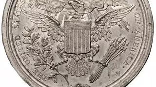 Diplomatic medal