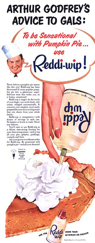 Reddi-wip 1951