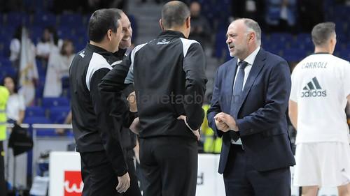 Detalles ACB de un Real Madrid - Delteco GBC (18-11-2018)