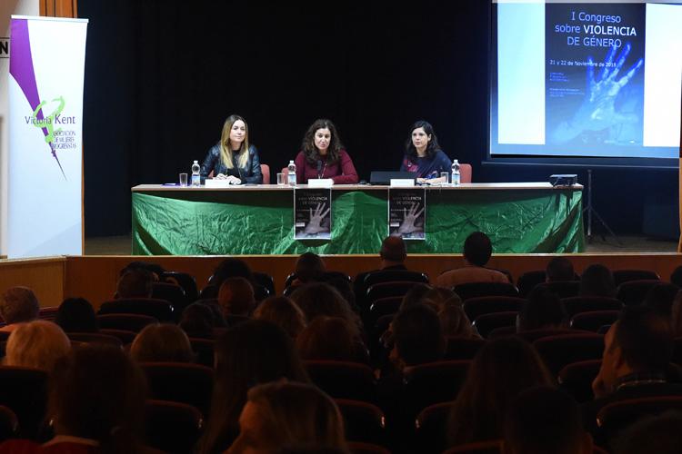 Apertura del I Congreso contra la violencia de género de Victoria Kent