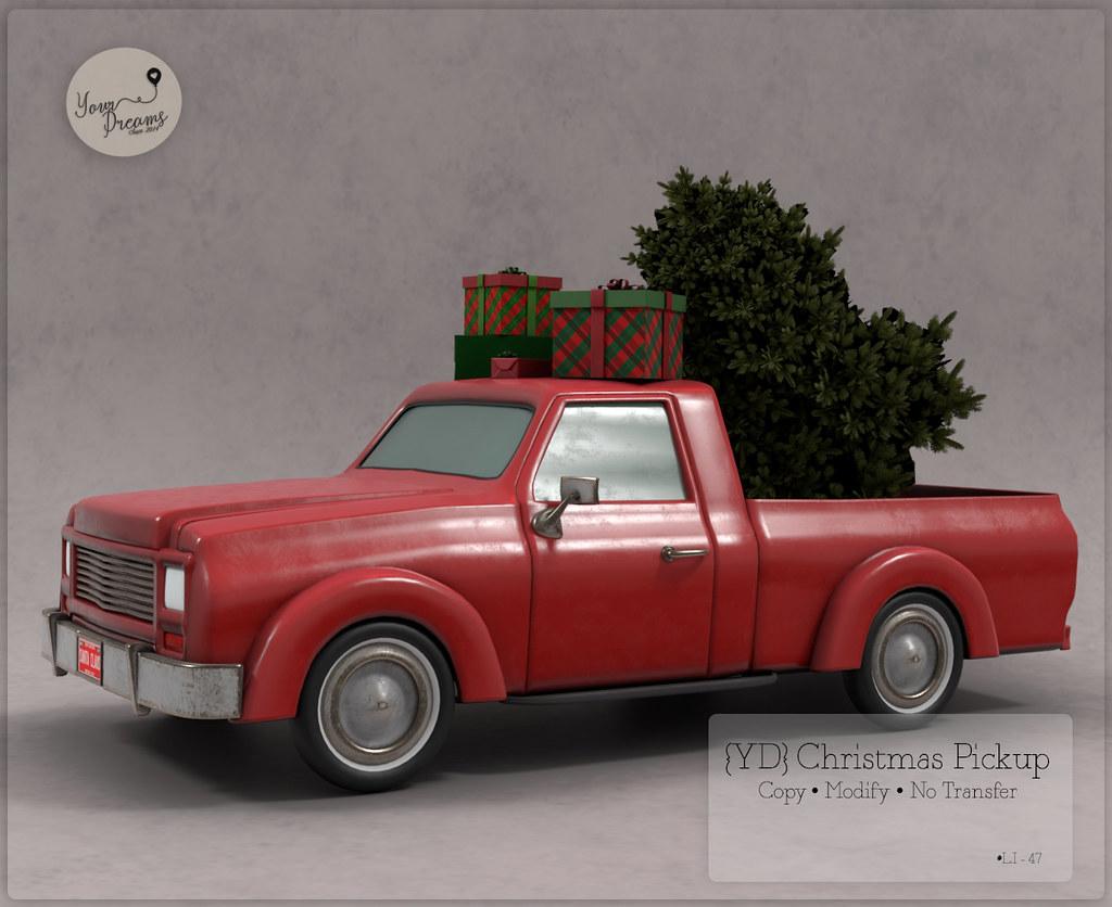 {YD} Christmas Pickup - TeleportHub.com Live!