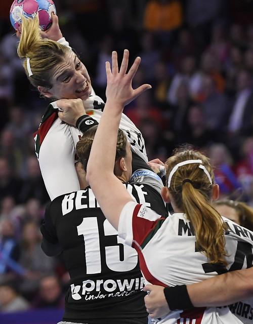 Női kézilabda Eb - Magyarország-Németország