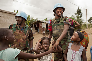 UNOCI: 13 years of peacekeeping in Cote d'Ivoire