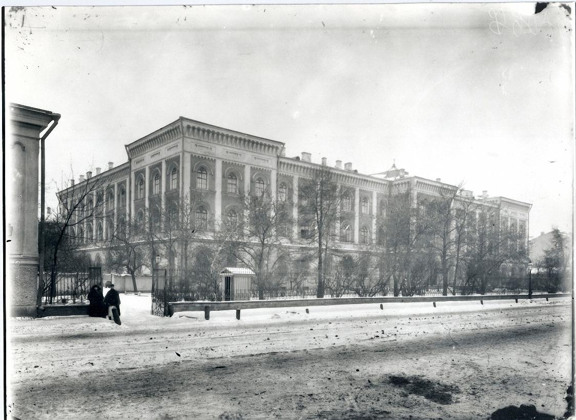 Павловский институт благородных девиц