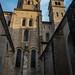 Abbaye de Cluny, le grand transept sud