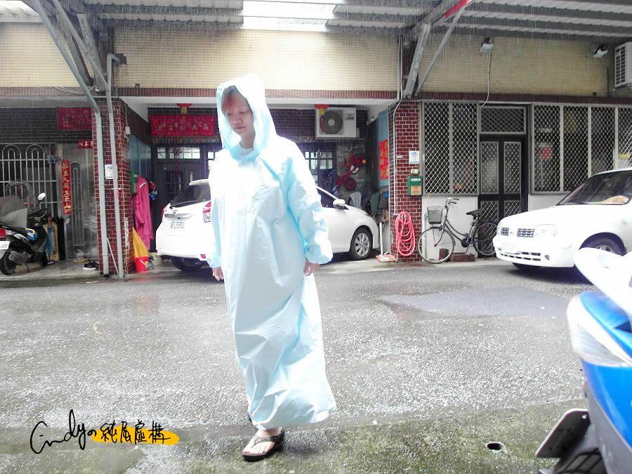USii高透氣排汗雨衣