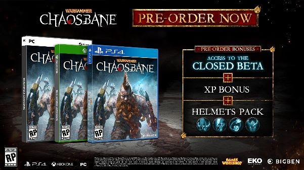 Chaosbane Closed Beta