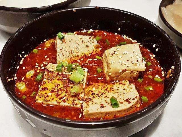Kungfu Tofu Beancurd
