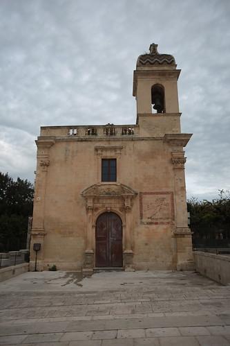 Ibla: chiesa sconsacrata