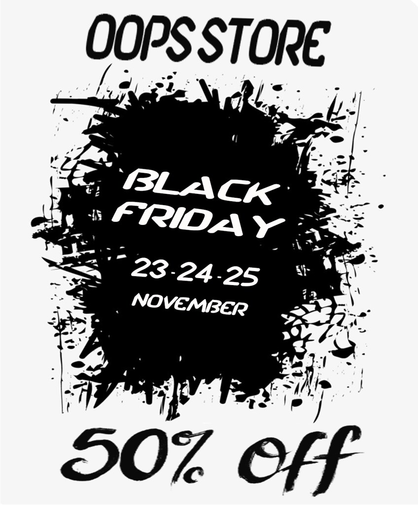 BLACK FRIDAY ::OOPS STORE:: - TeleportHub.com Live!