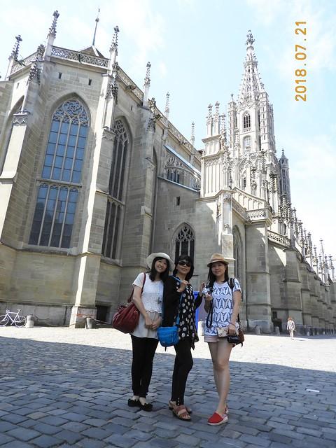 18-建於1421年,典型的哥德式建築