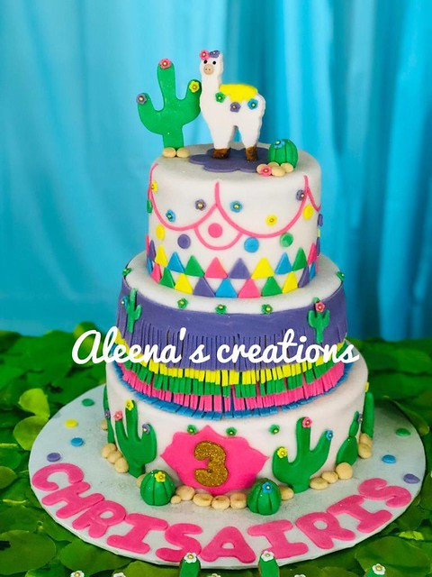 Cake by Aleena's Creations