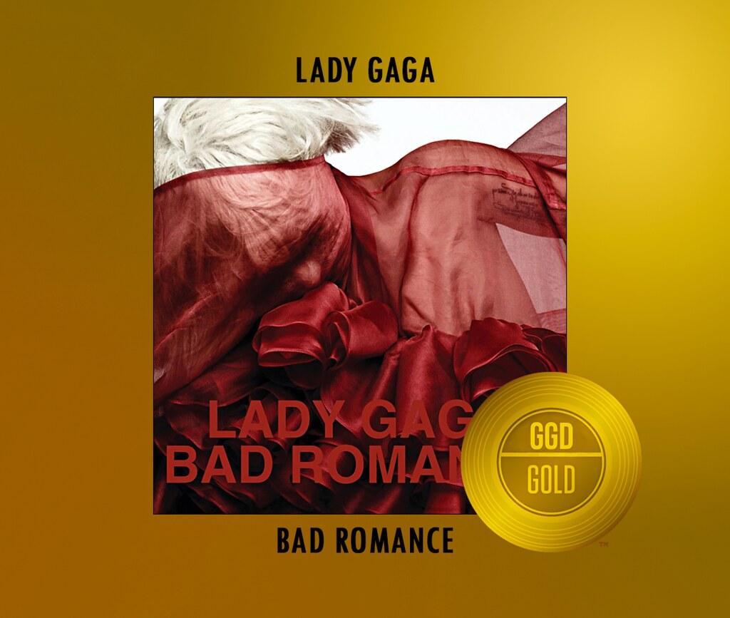 BAD ROMANCE GOLD