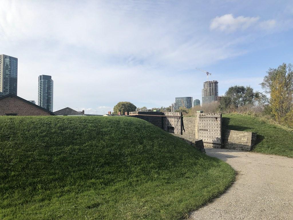 Fort York door