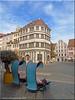 Görlitz/Germany - Blick auf den Untermarkt
