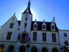 HOTEL DE VILLE DE LIBOURNE - Photo of Saint-Germain-de-la-Rivière