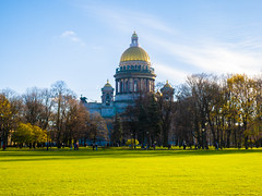 Saint PetersburgSaint - Isaac's Cathedral (Isaakievskiy Sobor) 12