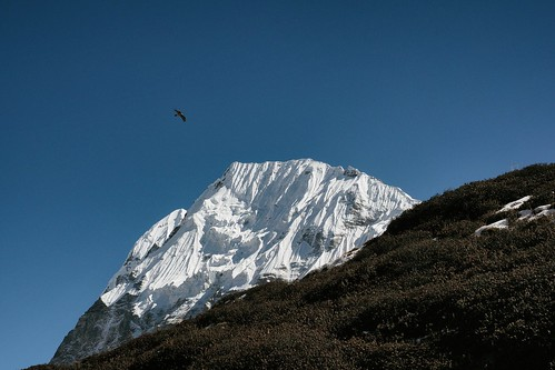 East Nepal mountain scenery