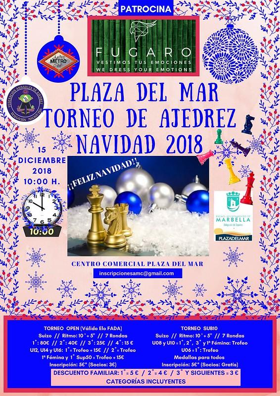 TORNEO PLAZA DEL MAR NAVIDAD 2018 (1)