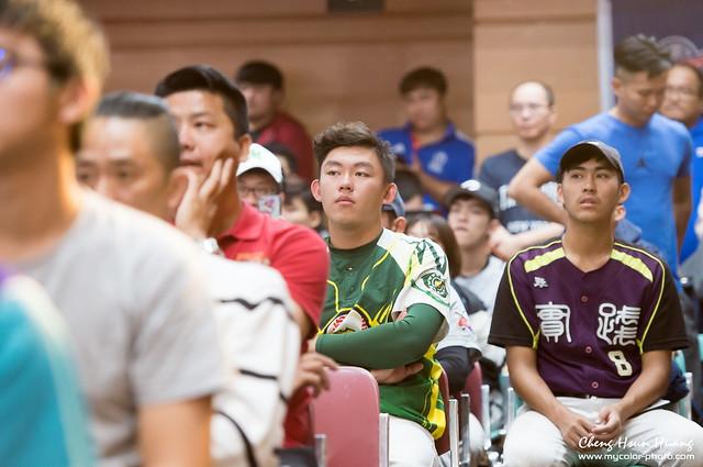 【活動紀錄】107學年度大專校院棒球運動聯賽 開幕記者會 - 0040, Nikon D4S, AF-S Nikkor 70-200mm f/2.8G ED VR II