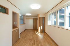 埼玉県羽生市の家