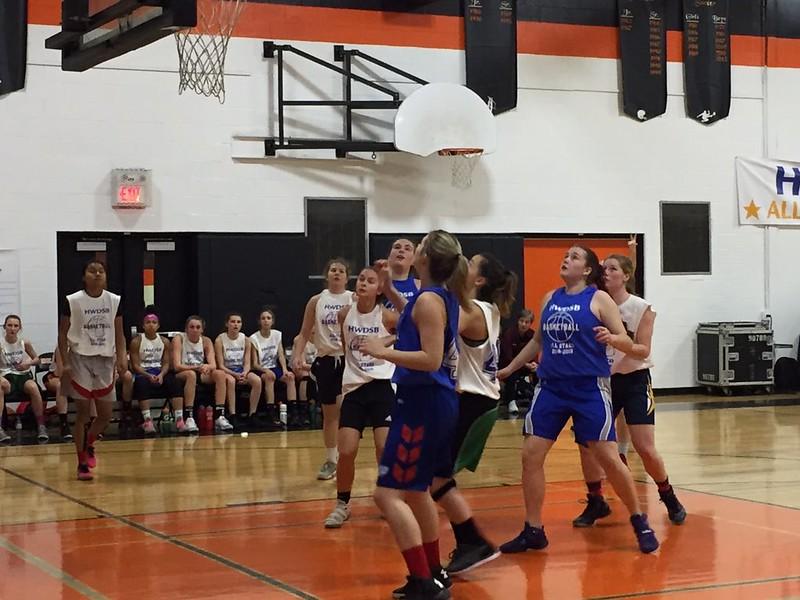 2018-19 Girls Basketball All-Star Game