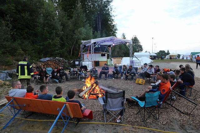 Zeltlager Waldsiedlung 2017