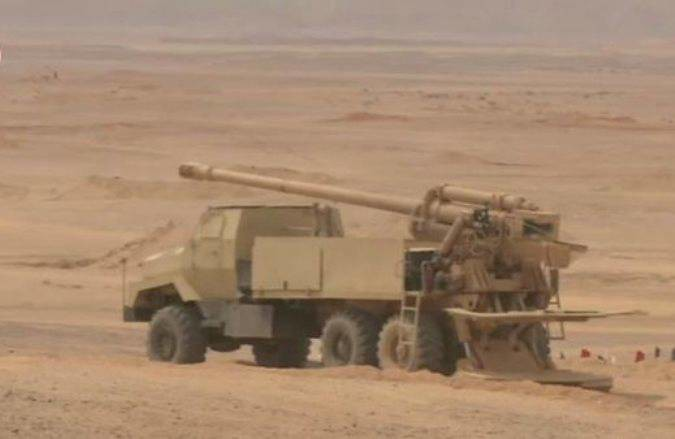 130mm-M-46-1M-Ural-4320-egypt-2016-twr-1