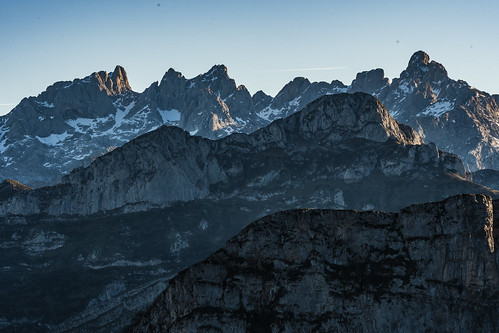 Picos de Europa. Macizo Occidental.